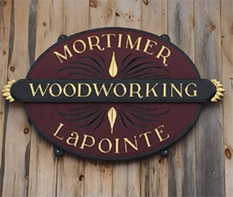 Mortimer LaPointe, Woodworking